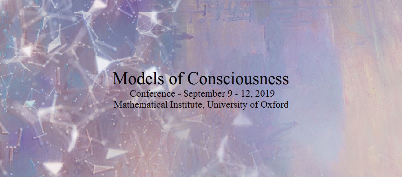 models of consciousness conference banna