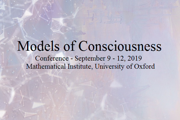 models of consciousness conference
