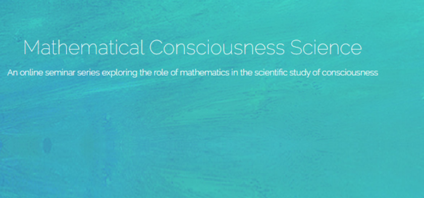 mathematical consciousness science online seminar series